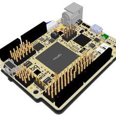 Does the world need an FPGA Arduino?