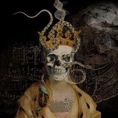 The Lovely Bones, Kit, Portrait, Squirrel, Buddha, Statue, Dark, Inspiration, Biblical Inspiration