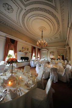 The gorgeous Coombe Abbey wedding venue in Coventry, Warwickshire