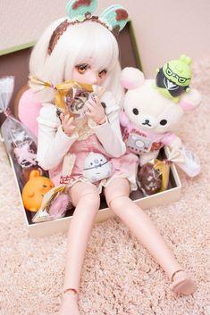 Fine Porcelain China Diane Japan Value Blythe Dolls, Girl Dolls, China Vase, Porcelain Doll Costume, Cute Baby Dolls, Kawaii Doll, Anime Toys, Dream Doll, Doll Painting