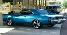 68 Dodge Charger