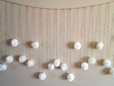 Hey, I found this really awesome Etsy listing at http://www.etsy.com/listing/157717249/diy-tissue-paper-flower-wedding-garland