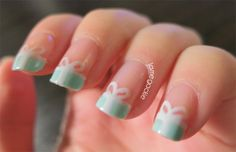 Gift-Wrapped Nails