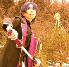 Junko  Tsuruta Shinsuke Takasugi Cosplay Photo