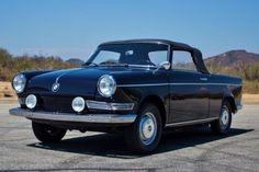 1962 BMW 700 Cabrio