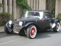1932FordCabriolet all steel Hot Rod built in the 50's
