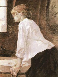 my favorite artwork by Henri de Toulouse-Lautrec