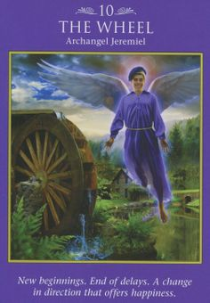 Archangel Power Tarot Card