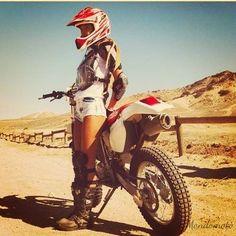 Anchor & Bolts #motorbike #girl #eftermontera: bikes & babes