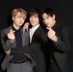 GOT7 Jackson, Youngjae , and Bambam