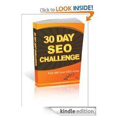 30 Day SEO Challenge on Kindle