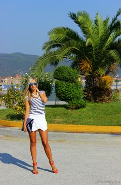 SUMMER HOLIDAY in STAVROS, GREECE