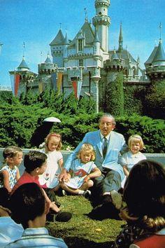 Walt Disney & a few friends :o)