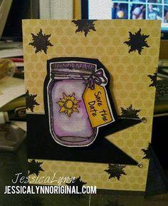 JessicaLynnOriginal.com's Blog: Tangled with a Mason Jar