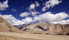 Ladakh Kashmir Landscape