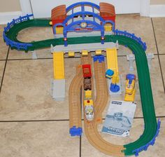 Fisher Price Geotrax Train Set Instructions Google
