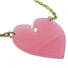 I've got this necklace, I don't know what I'd wear it with.