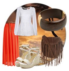 """""""Untitled #17"""" by scottishraven on Polyvore featuring Glamorous"""