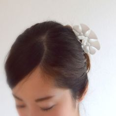 Meander Hair Comb by monocircus | http://adorn-milk.com