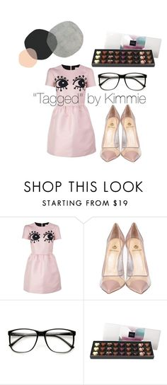 """""""Untitled #289"""" by taggedbykimmie15 on Polyvore featuring RED Valentino, Semilla, women's clothing, women, female, woman, misses and juniors"""