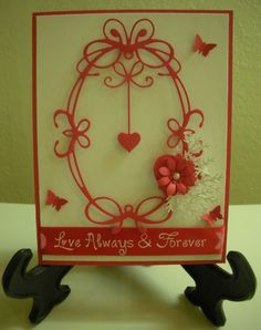 Always and Forever by hmonet - Cards and Paper Crafts at Splitcoaststampers