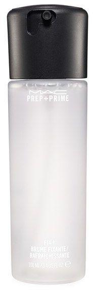 M·A·C Prep + Prime Fix+ Original - make-up setting- & fixing spray Best Mac Makeup, Drugstore Makeup Dupes, Makeup Primer, Makeup Brands, Best Makeup Products, Beauty Products, Makeup Items, Makeup Tools, Mac Make Up