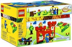 LEGO Build and Play Box (4630) 1,000 Piece Set