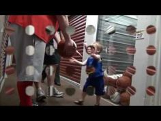 So how many basketballs really do fit in a self storage unit? Watch the video to find out!!  #StorageMart and #OrganizeIt