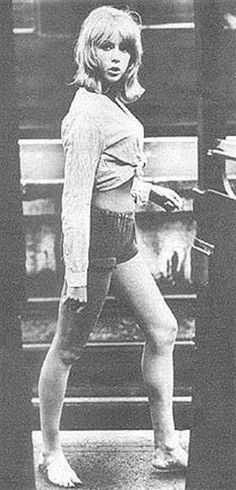 Patti Boyd-Harrison has certainly  been one of my many inspirations forever now! <3