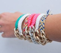 Inspiring picture bracelets, fashion, friendship bracelets, jewellery. Resolution: 500x333 px. Find the picture to your taste!