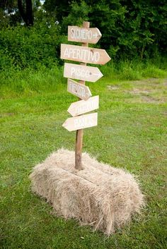 Could put a few signs around the property like this. Shed Wedding, Diy Wedding, Rustic Wedding, Wedding Trends, Wedding Designs, Wild West Party, Bridal Stores, Wedding Signage, Simple Weddings