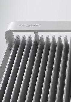 BALMUDA SmartHeater | 世界で最も先進的で、最もクリーンなヒーター。