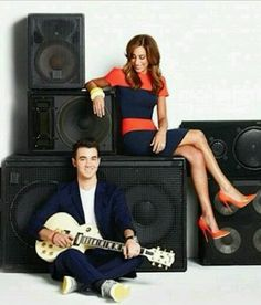 Kevin and Danielle Jonas, Married To Jonas