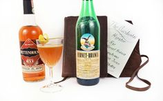 ★★★☆☆ - The Accidental Hipster - 3/4 oz Rye Whiskey - 3/4 oz Fernet Branca - 3/4 oz Maraschino Liqueur - 3/4 oz Lemon Juice
