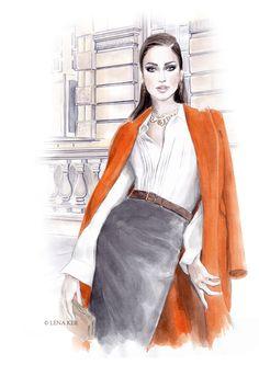 Lena Ker | GALLERY I