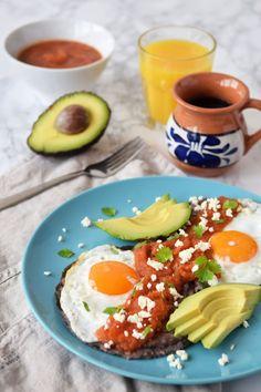 Huevos Rancheros {México}