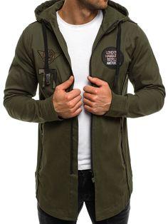 Long Hoodie - Jacket Buyon giorgiosolado.com