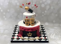 We produces delicious handmade and beautifully decorated cakes and confections for weddings, celebrations and events. Male Birthday, Birthday Cakes For Men, Celebration Cakes, Handmade Wedding, Tiered Cakes, Celebrity Weddings, Heavenly, Cake Decorating, Celebrities