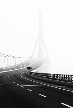 Lost bridge, Shanghai.