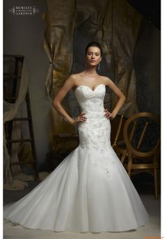 Vestidos de noiva Mori Lee 5106 Blu by Mori Lee 2013