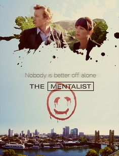 the mentalist :) love this show!!!!!