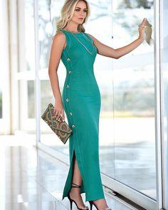 Designer Party Dresses, Party Dresses Online, Fall Dresses, Cute Dresses, Kurti Designs Party Wear, Calf Length Dress, European Fashion, Feminine Style, Women's Fashion Dresses