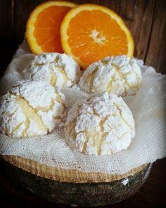 Mandarina raspucanci Best Dessert Recipes, Sweet Desserts, My Recipes, Sweet Recipes, Baking Recipes, Cookie Recipes, Favorite Recipes, Knedle Recipe, Rodjendanske Torte