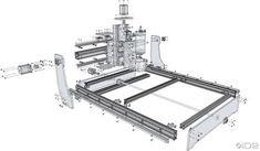 Aluminum CNC design and build