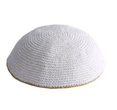 This Kippot is well suited for all Jewish celebration.