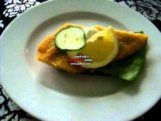 Dansk Smørrebrød håndmadder: fiskefilet - video recipe in Danish with written English summary