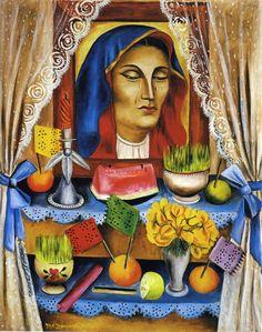 Maria Izquierdo, 1902- 1955. Viernes De Dolores, 1944-1945.