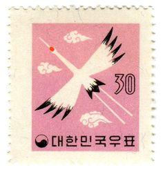 Korean Stork