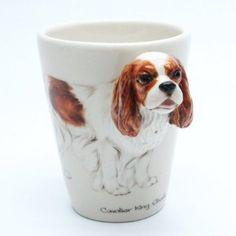 Amazon.com: Cavalier King Charles Spaniel Dog Mug Coffee Cup Decor Wholesale Price Made of Thailand: Home & Kitchen