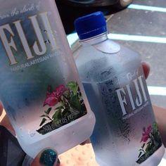 25 Best Fiji & Evian images in 2019 | Water aesthetic, Fiji